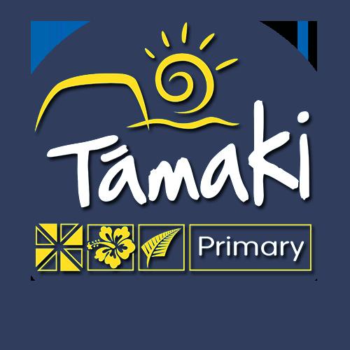 Tamaki Primary Logo